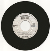 SALE ITEM - Romain Virgo & Larry Gatlin - California (VP) UK 7""